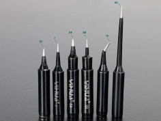 Black Soldering Tips- Ultrafine type