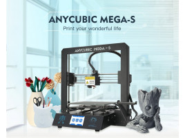 Anycubic Mega-S 3D-printer NOW IN STOCK!