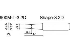 900M-T-3.2D Jooteotsik