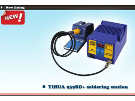 YIHUA 939BD+ Lead Free Soldering Station