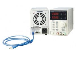 KA3005P Digitaalselt juhitav 30V/5A Toiteplokk, RS232/USB