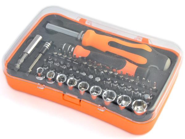 Mini screwdriver tool kit set, 66pc