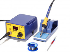 YIHUA 939D Soldering Station + soldering wire + spare heater combo