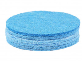3pc Tip Cleaner Sponge diameter: 55mm