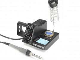 926LED Soldering Station with tip cleaner and solderwire holder